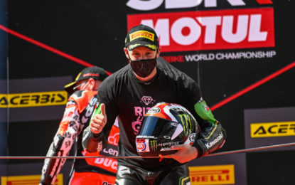 WorldSBK: Rea vince Gara 1 al Catalunya