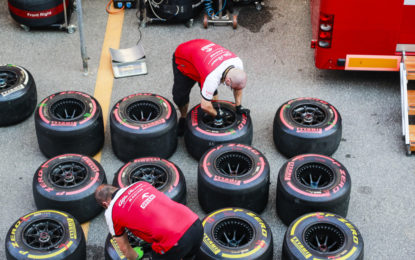 Pirelli: le mescole per gli ultimi 7 GP del 2020