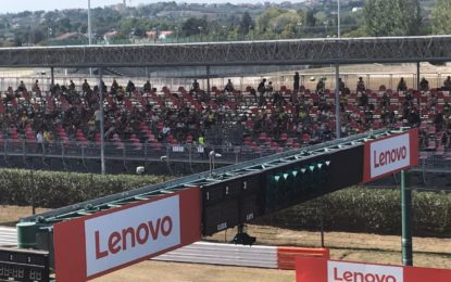 MotoGP: Misano ha aperto le porte al pubblico