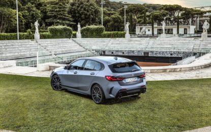 BMW Official Sponsor degli Internazionali BNL d'Italia