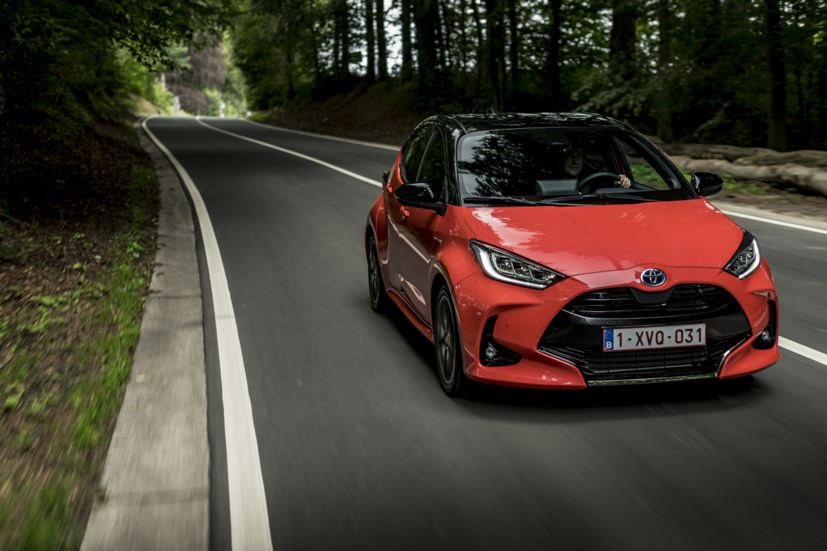 Nuova Yaris: open weekend di lancio