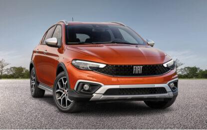 Fiat Tipo si rinnova e arriva il crossover Tipo Cross