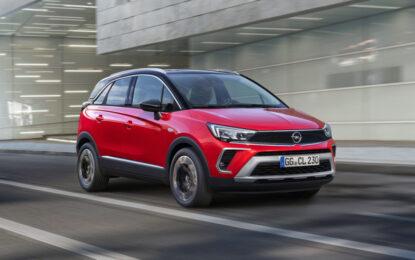 Nuovo Opel Crossland: design ma non solo