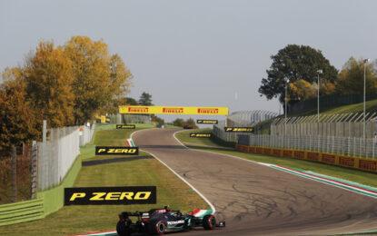 Strategia ottimale a un pitstop nel GP dell'Emilia Romagna
