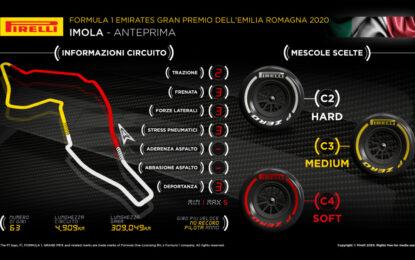 Strategia flessibile per affrontare i due giorni di Imola