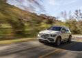 Mercedes GLE primeggia tra nove concorrenti nei test Euro NCAP