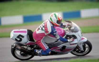 All'Estoril Yamaha rende omaggio a Fabrizio Pirovano