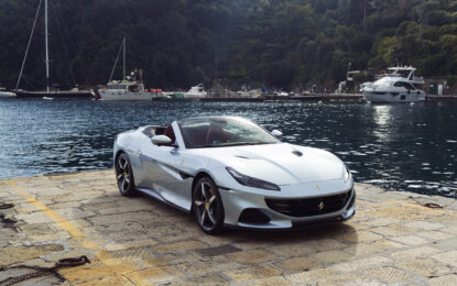Viaggio di riscoperta della Ferrari Portofino M