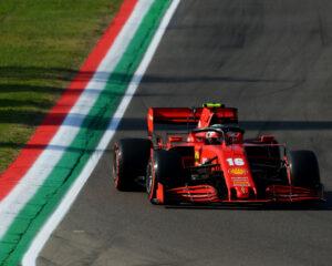 Imola: quarta e settima fila per la Ferrari. Che sperava in meglio