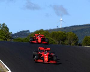 Leclerc e Vettel 4° e 6° nelle libere ed entusiasti di Portimao