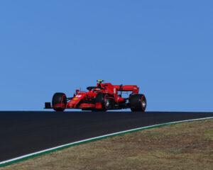 Portogallo: gran prestazione e seconda fila per Leclerc