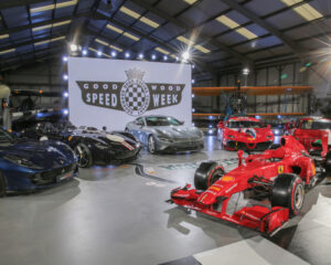 Ferrari protagonista al Goodwood Speedweek