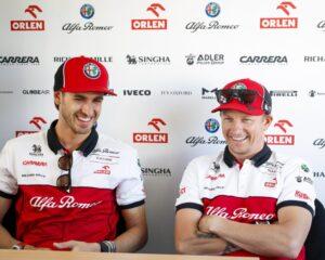 Alfa Romeo Racing conferma Raikkonen e Giovinazzi per il 2021