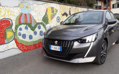 Fotogallery: Peugeot Nuova 208 Allure – PureTech 100 S&S EAT8