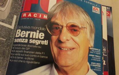 I 90 anni di Bernie Ecclestone e una Coca Cola a Imola