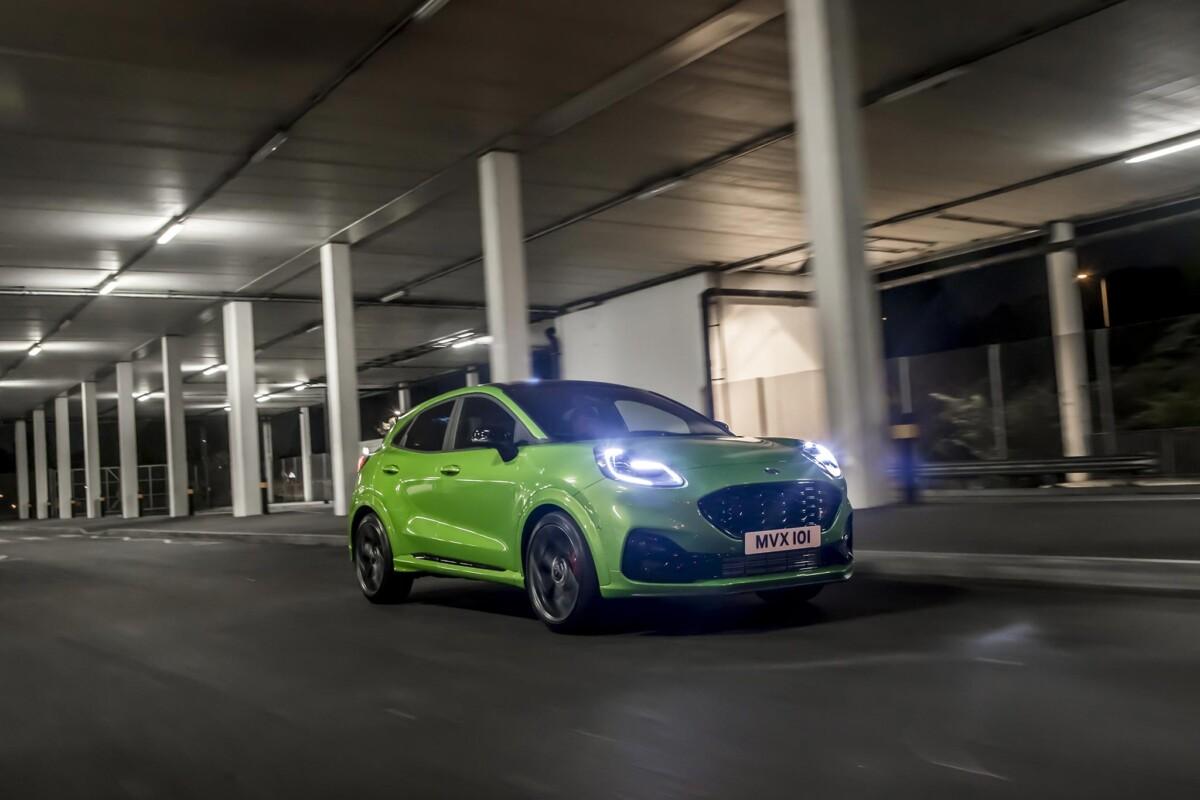 Ford Italia a Rallylegend 2020 con Puma ST. E non solo…