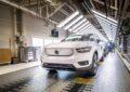 Avviata la produzione della Volvo XC40 Recharge solo elettrica