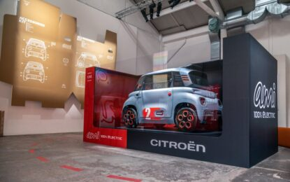 Fotogallery: Citroën TIME TO BE MY AMI, la presentazione