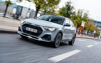 Audi A1 più digitale ed efficiente
