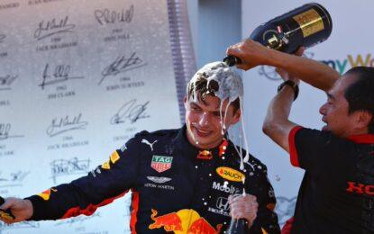 """Massa: """"Verstappen pronto per vincere il Titolo"""""""