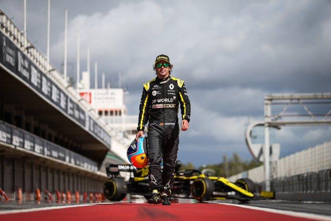 Alonso: impressioni ed emozioni del ritorno al volante di una F1