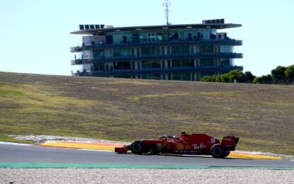 GP Portogallo: la griglia di partenza ufficiale