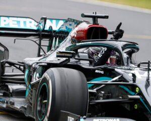 Portogallo: Hamilton nella storia, con Bottas e Verstappen sul podio ma a distanza