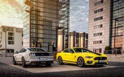Mustang Mach 1 debutta al Goodwood SpeedWeek