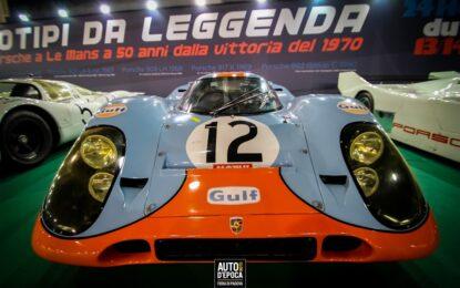 Auto e Moto d'Epoca celebra 30 anni di Porsche a Le Mans
