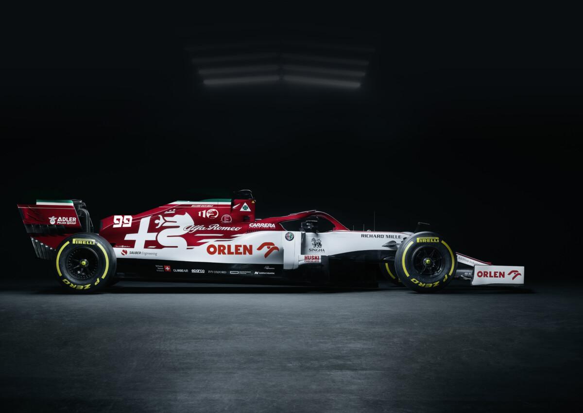 Alfa Romeo e Sauber: livrea speciale a Imola per il rinnovo della partnership