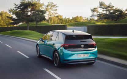 Cinque stelle Euro NCAP per la Volkswagen ID.3