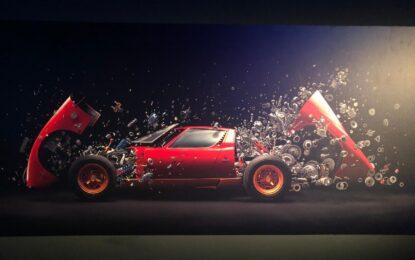 Fotogallery: visita alla Cité de l'Automobile di Mulhouse