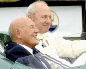 A Goodwood Mark Knopfler suonerà in ricordo di Sir Stirling Moss