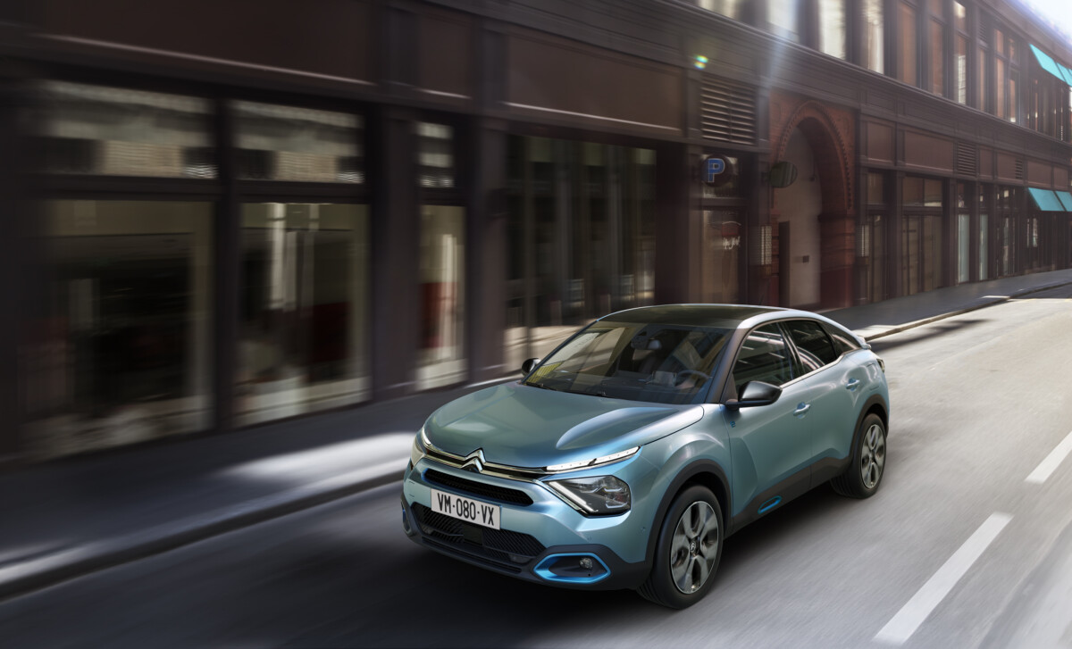 Citroën al MIMO con le novità elettriche e ibride plug-in