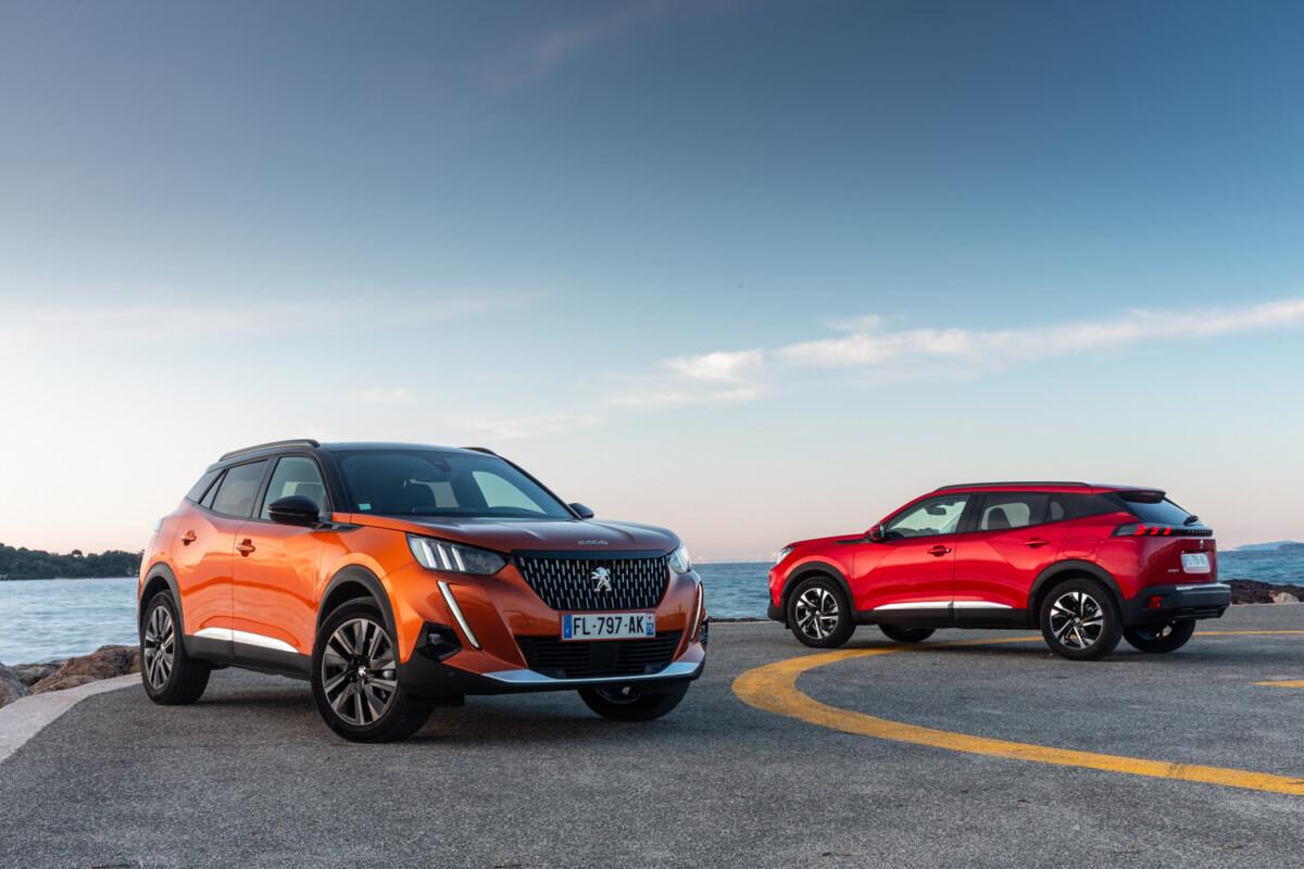 Si evolve la gamma di Nuova Peugeot 2008