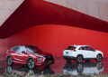 Mitsubishi presenta la nuova ECLIPSE CROSS ibrida plug-in