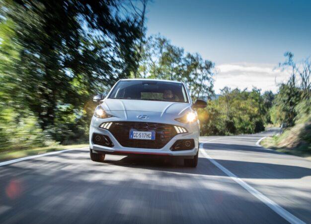 "Nuova Hyundai i10 N Line: la sportività ""N"" a 119 euro al mese"