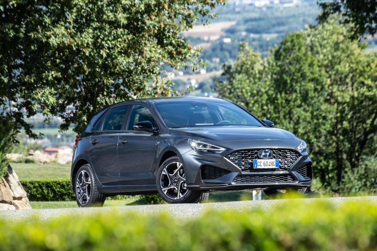Nuova Hyundai i30 anche in allestimento N Line