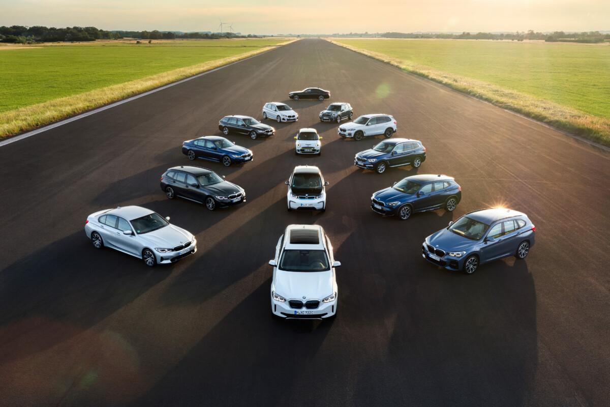 BMW Group: crescita delle vendite nel terzo trimestre 2020