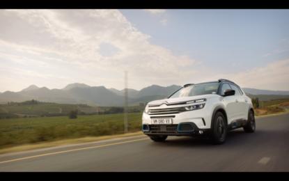 SUV Citroën C5 Aircross Hybrid Plug-In: nel segno del silenzio