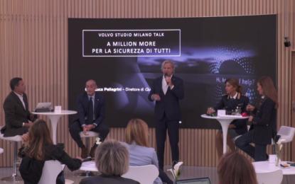 Volvo Studio Talks: sicurezza in auto per tutta la famiglia