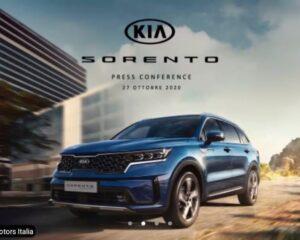 Fotogallery: presentazione Kia Sorento Hybrid e Plug in
