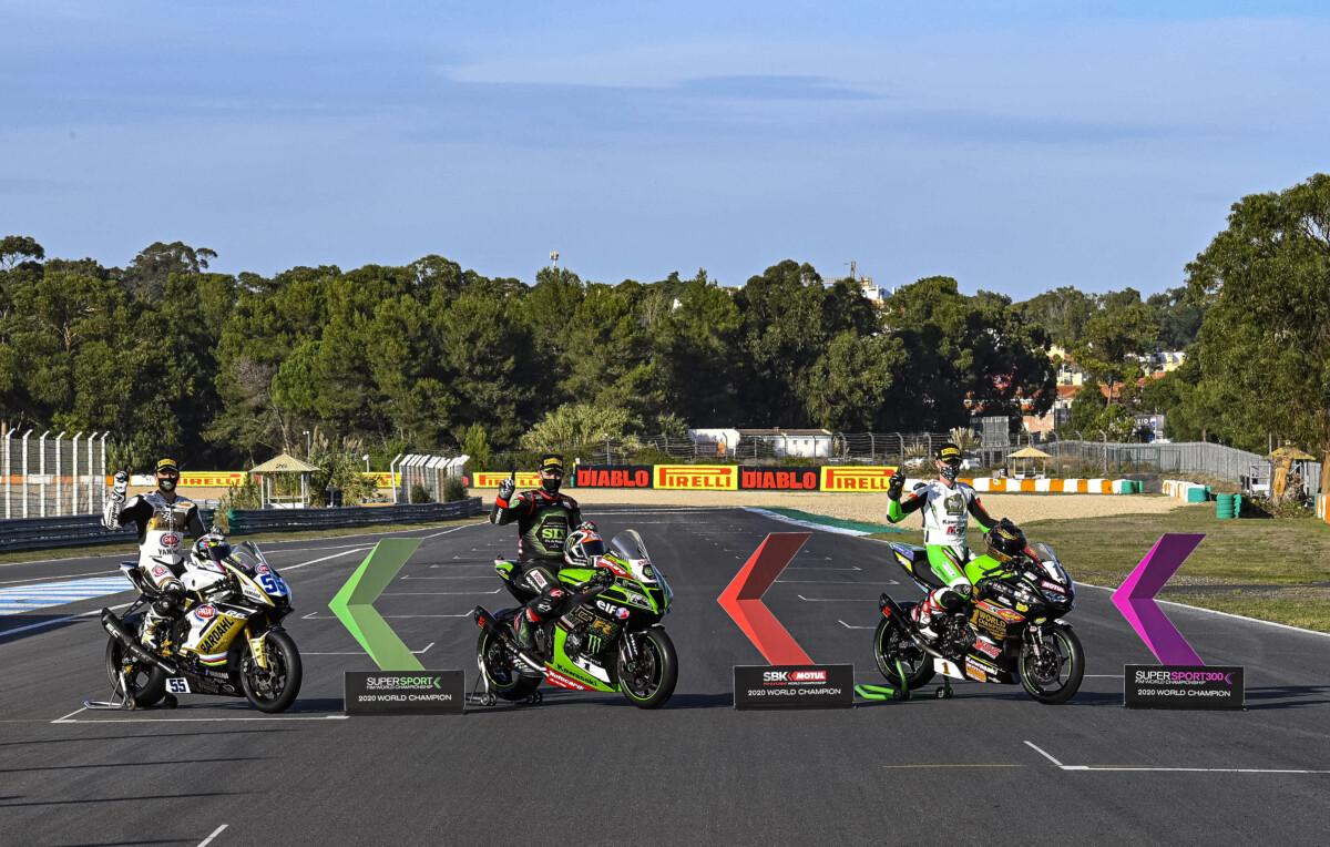 La Superbike 2020 si chiude con una doppietta Ducati. A Kawasaki il Costruttori