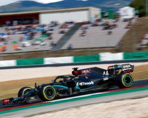 Hamilton primo poleman a Portimao. Poi Bottas, Verstappen e Leclerc