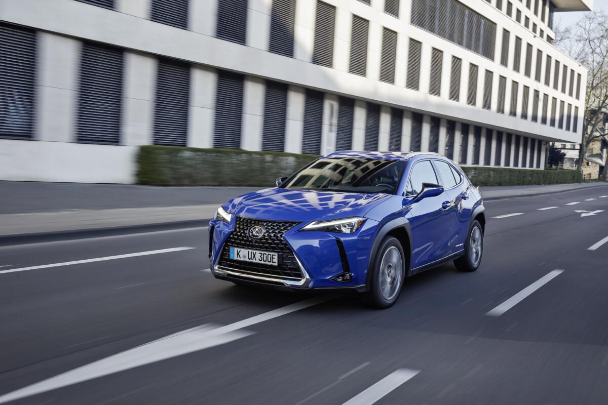 Lexus auto ufficiale della Festa del Cinema di Roma