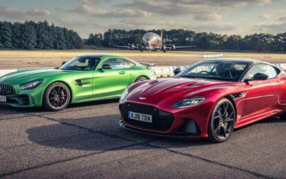Nuovo agreement tra Mercedes-Benz e Aston Martin
