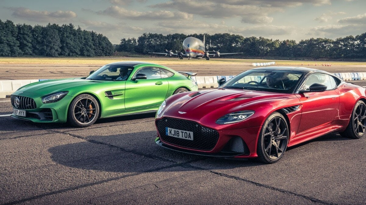 Nuovo agreement tra Mercedes-Benz e Aston Martin