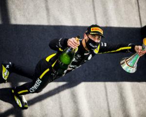 Ricciardo, Renault F1 e la gioia incontenibile del primo podio