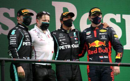 """Minardi: """"A Portimao Hamilton sbriciola Bottas. E grande Raikkonen!"""""""