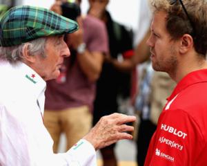 """Stewart: """"Vettel sarebbe un ambassador perfetto per la F1"""""""